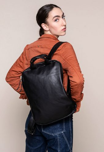 Uno Leather Backpack