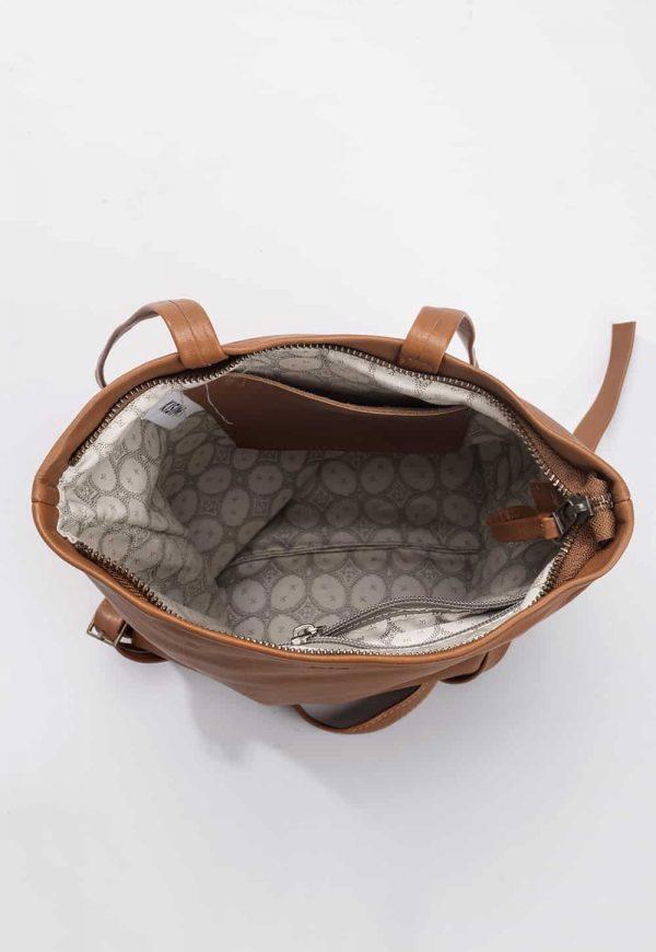 גאלה – תיק גב קטן מעור